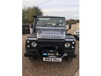 Land Rover defender 300 TDI 90 pick up! Must see