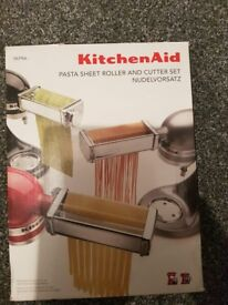 KitchenAid 3-piece Pasta Attachment Set for Stand Mixers