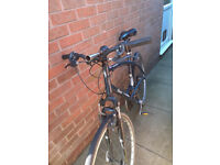 Btwin Triban 520 Road Bike Blue in reasonable conditions
