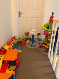 Little people play sets