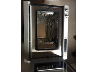 Gaggenau Steam Oven model 220/221 ex show room as new