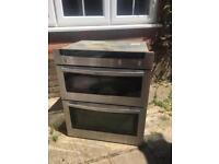 Neff under counter double oven