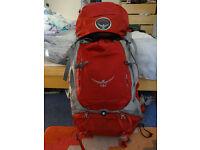 Osprey Kestrel 58 Rucksack / Backpack