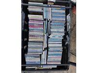 Over 100 cd albums job lot