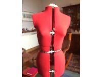Adjustable Dressmakers Dummy for Sale