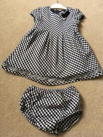 Baby girl Mayoral dress (18 months)