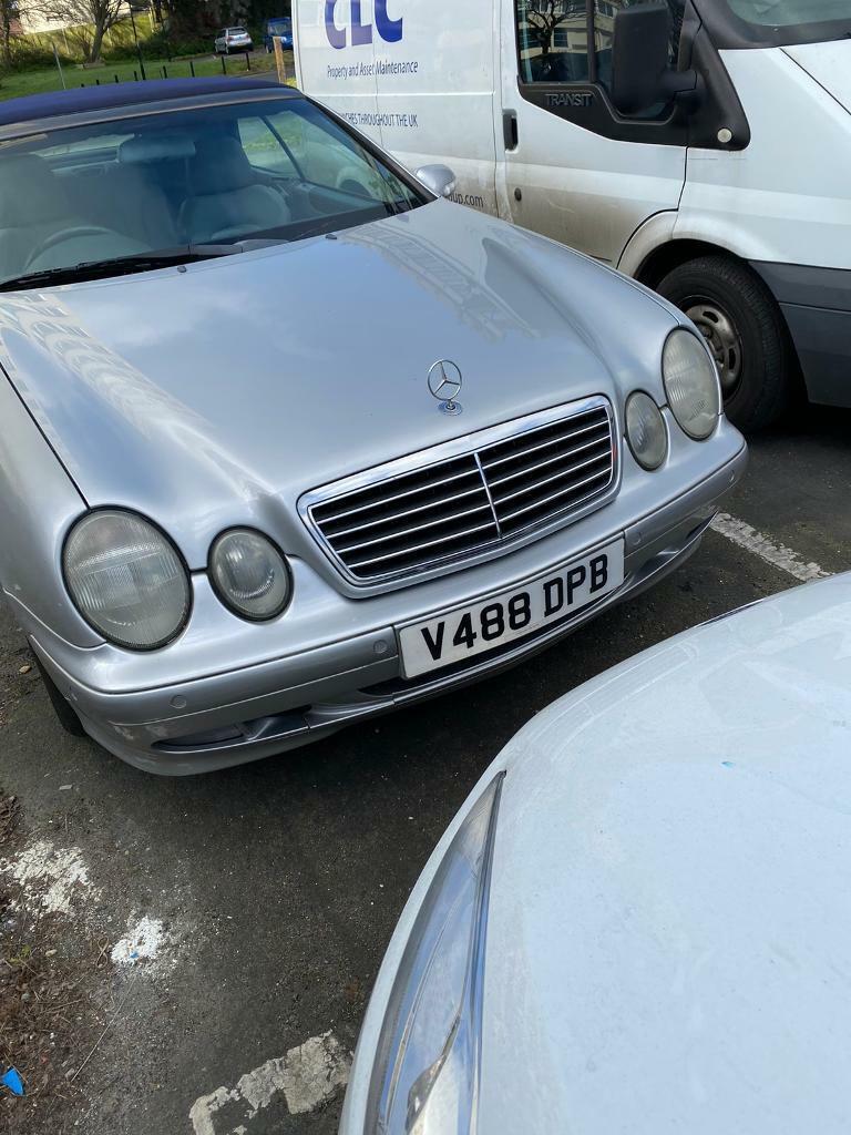 Mercedes clk 320 convertible auto | in Southampton ...