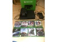 Xbox one bundle 8 games
