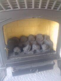Burley Flueless Gas Fire