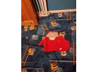 For Sale Red Shower Resistant Coat Age 6 - 9 Months