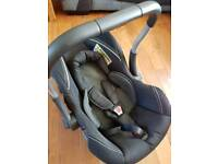 Silver cross child seat group 0+ ( no accidents, or damage) new born +