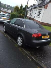 FOR SALE! AUDI A4. Late 07. 1.9tdi