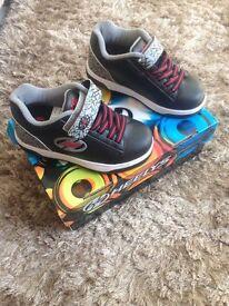 Boys Heelys size 12