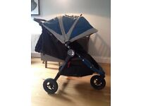 Baby Jogger City Mini GT good condition