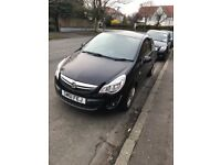 Vauxhall Corsa 1.2 61 reg - full history, 1 previous owner and good condition