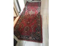 Beautiful handmade Persian rug