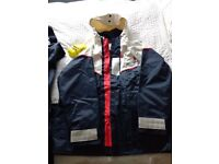 MUSTO Women's Offshore Suit Jacket and Trousers, sold together, includes offshore safety harness
