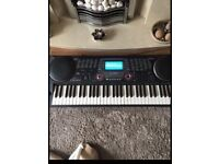 Casio CTK631 keyboard/piano