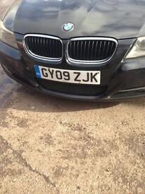 BMW 318es. 09 reg. 4 door.