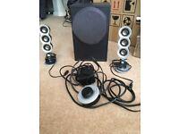 PC Speakers with subm