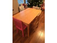 Kiddicraft Avalon Table and Chairs