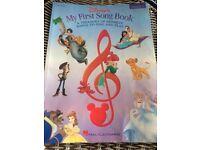 Disney song book