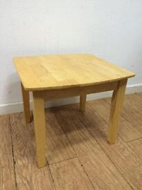 Pine occasional side table