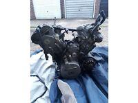 Ktm 990 engine