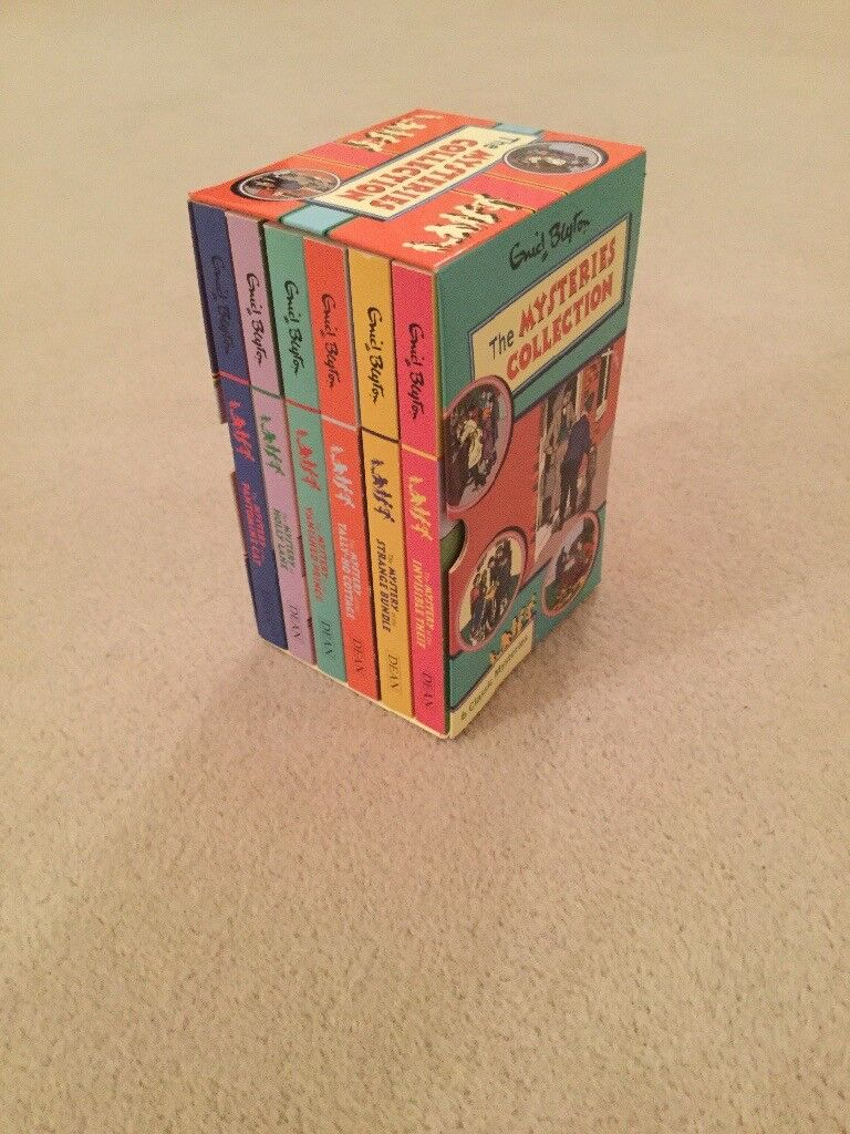 The Mystery Collection by Enid Blyton