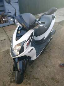 Sym jet 4 50 moped