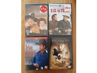 Western DVDs films bundle