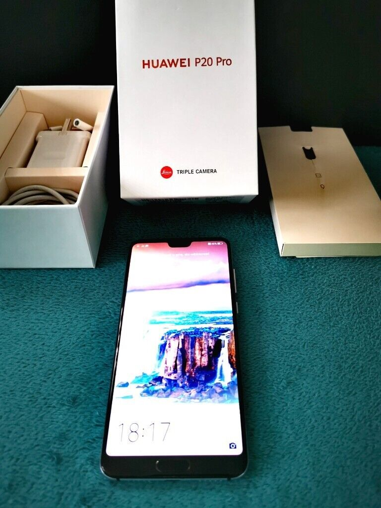 Huawei P20 Pro | in Pinchbeck, Lincolnshire | Gumtree