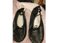 Adult dance shoes