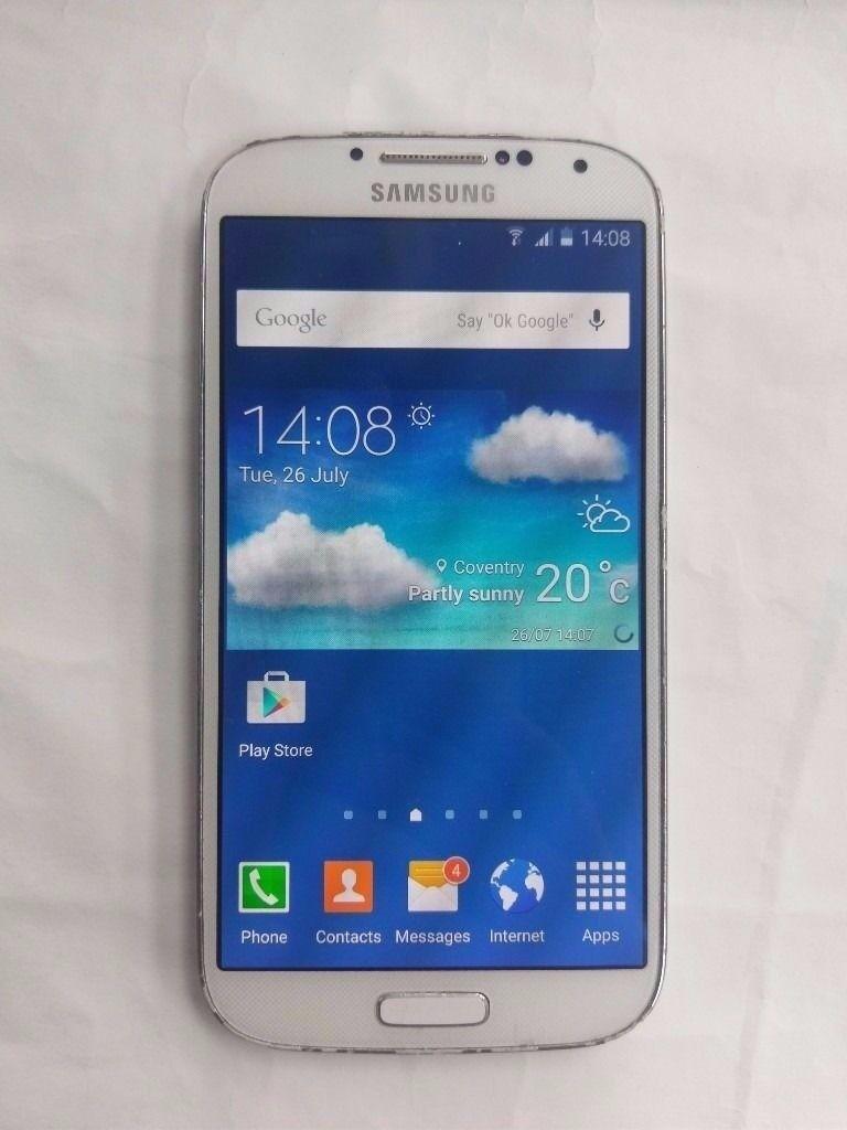 Samsung galaxy S4 Unlocked!!!