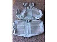 Back seat protective skins for California Campervan