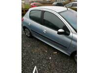 Peugeot 206 looking for swaps
