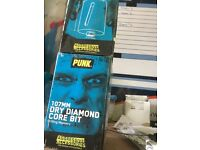 107mm diamond core drill bits