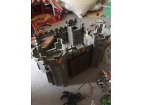 Playmobil Castle with figures