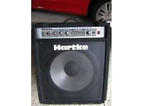 HARTKE A100 BASS GUITAR COMBO 100w AMPLIFIER
