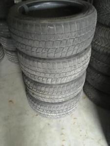 4 Pneus 245/50/18 Bridgestone Blizzak Hiver