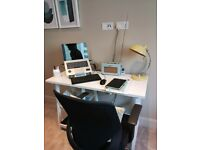 Nearly new Casarez desk RRP £95