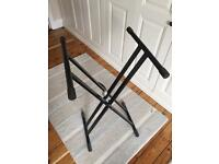 Fold up Keyboard Stand for sale. Pick in york