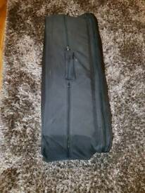 Mothercare travel cot + bassinet + changing mat