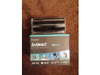kitvision blast HD3000 waterproof action sport camera with Mounting Accessories - black