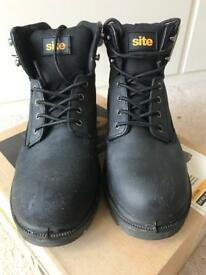 Site Safety Boots Size 8
