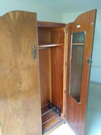 Large vintage wardrobe