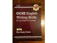 GCSE English Writing Skills 9-1 Revision Guide
