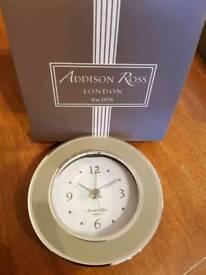 12cm Addison Ross clock