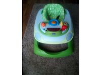 Chicco baby walker -excellent condition