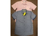 Ted baker shirts age 14years